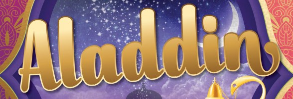 Spotlight (IOW) Ltd presents Aladdin