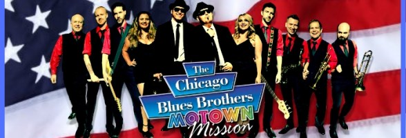 The Chicago Blues Brothers - Motown Mission 2019