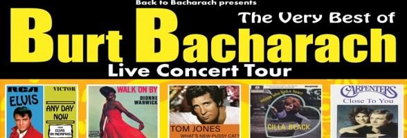 Burt Bacharach - Live Concert Tour