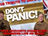 Don't Panic - Tribute Show